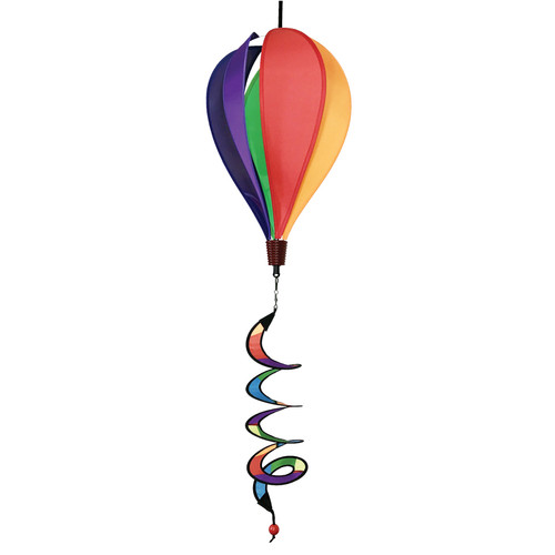 Hot Air Balloon - Rainbow Panel