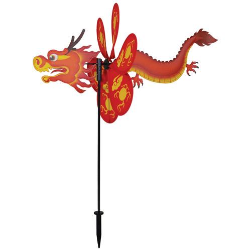 "Theme Spinner - 12"" Dragon"
