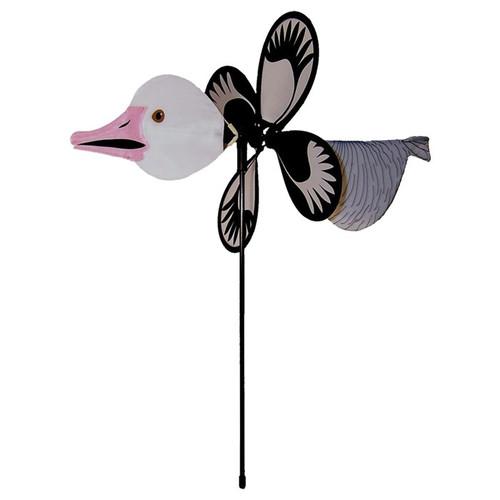 Baby Spinner - Snow Goose