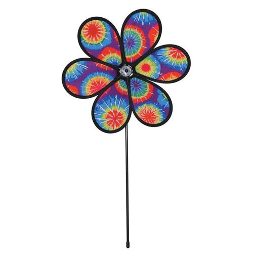 "Flower Spinner - 12"" Tie Dye"