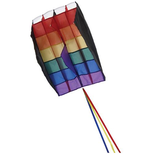 Air Foil - 5.0 Rainbow Stripes Kite