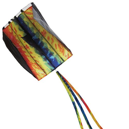 Pouch Parafoil Kite - Tie Dye