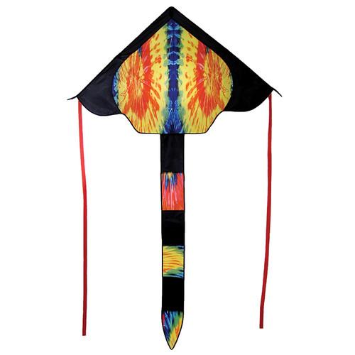 "Fly-Hi - 46"" Tie Dye Kite"