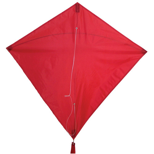 "Colorfly Diamond - 30"" Red Kite"