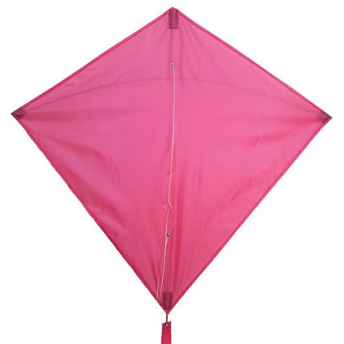 """Colorfly Diamond - 30"""" Pink Kite"""