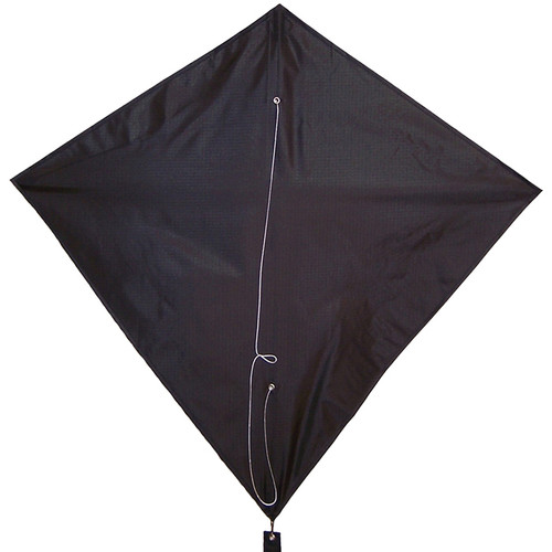 "Colorfly Diamond - 30"" Black Kite"
