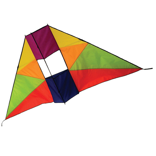 Conyne Delta - 6' Rainbow Kite