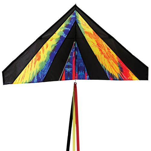 """Delta - 46"""" Tie Dye Kite"""