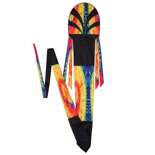 Dragon - 20' Tie Dye Kite