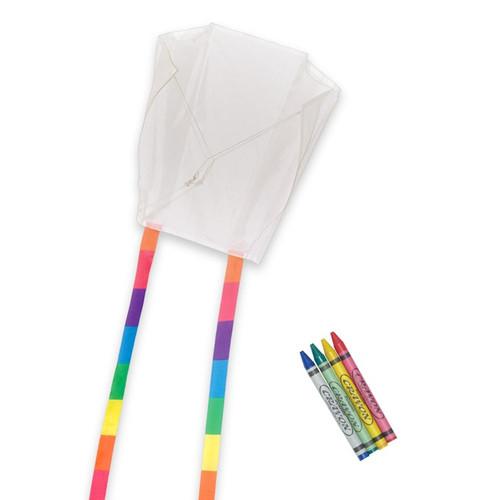 Coloring Kite - Sled