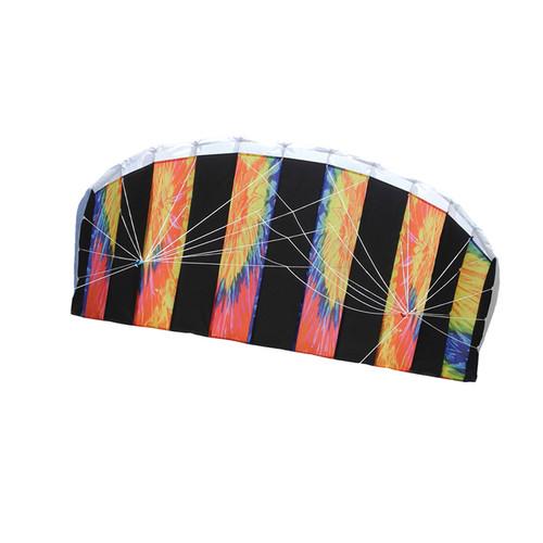 """Air Foil Dual Control Sport - 62"""" Tie Dye Kite"""