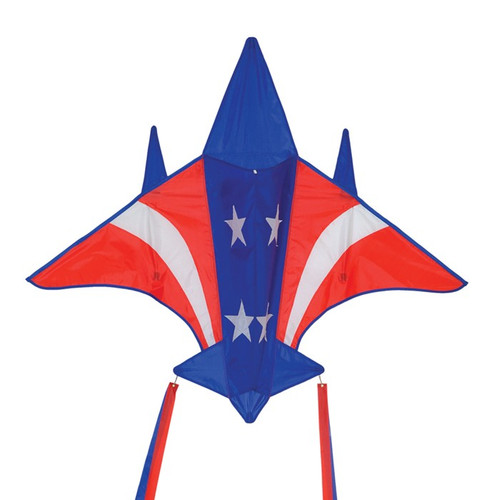 """Jet  - 48"""" Patriot Kite"""