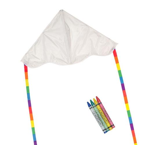 Coloring Kite - Delta
