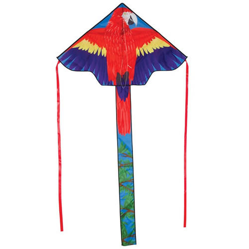 "Fly-Hi - 45"" Parrot Kite"