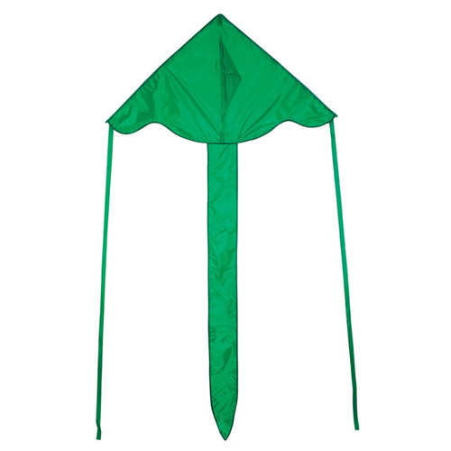 "Colorfly Fly-Hi - 43"" Green Kite"
