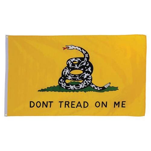 Grommet Flag - 3' x 5' Dont Tread On Me