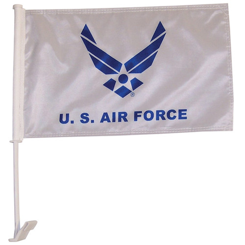 Car Flag - U.S. Air Force Wings