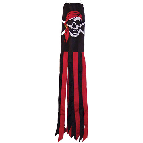 "Windsock - 40"" I'm a Jolly Roger"