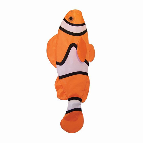"Fishsock - 40"" Clownfish"