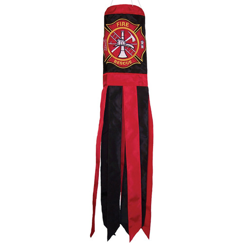 "Windsock - 40"" Fire Rescue"