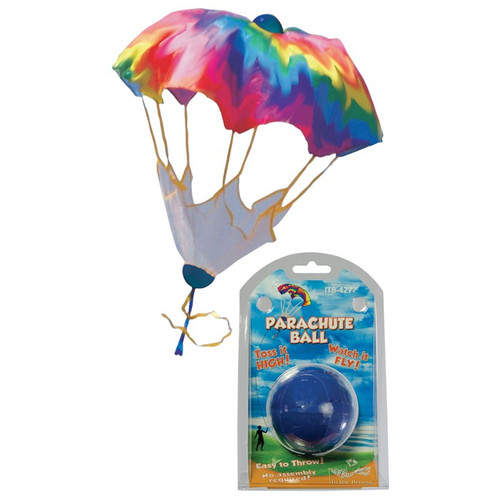 Rainbow Parachute Ball