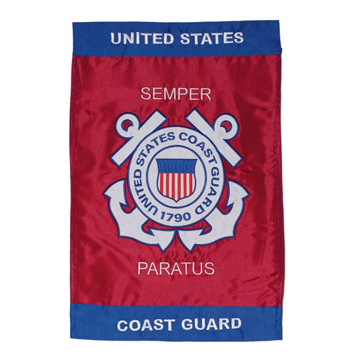 Garden Flag - U.S. Coast Guard