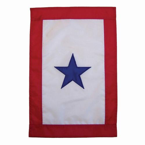 Garden Flag - Service Star