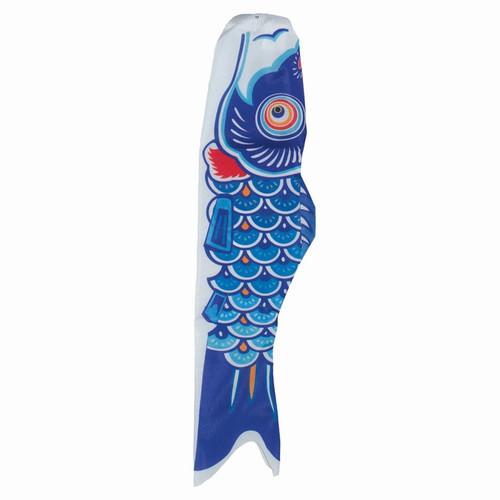 """Fishsock - Koi - 36"""" Blue"""