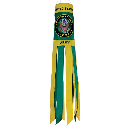 "Windsock - 40"" U.S. Army Symbol"
