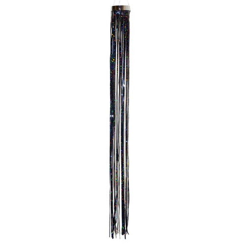 Mylar Windsock - 51-Inches, Black