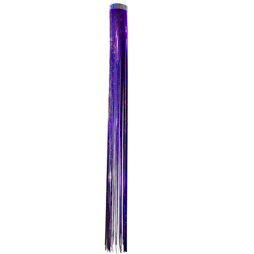 Mylar Windsock - 51-Inches, Purple