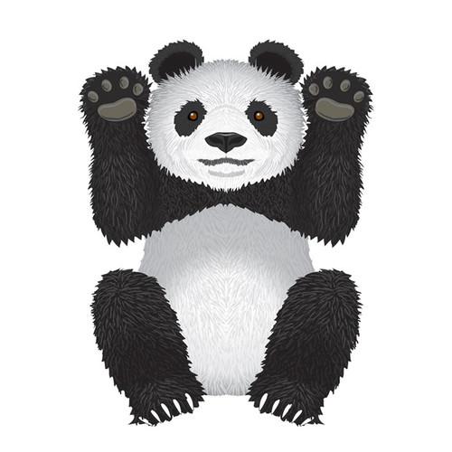 SkyZoo DLX - Panda Kite