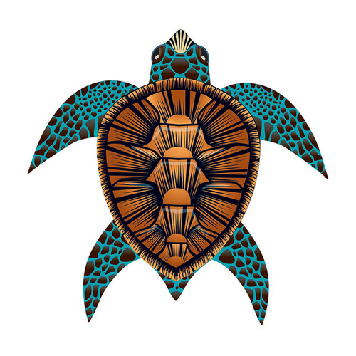 SeaLife DLX - Sea Turtle Kite