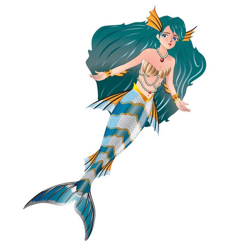 FantasyFlier DLX - 3D Mermaid Kite