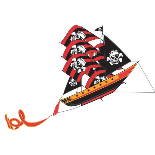 SuperSize 3D - Pirate Ship Kite