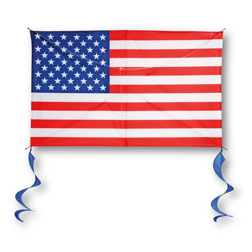 SuperSize 2D - USA Flag Kite