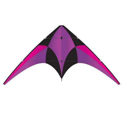 Dual Control Sport - XL Purple Stunt Kite