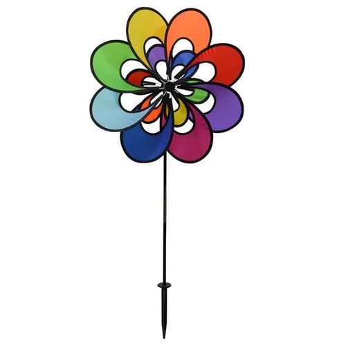 Flower Spinner - Double Windee Flower Wheels