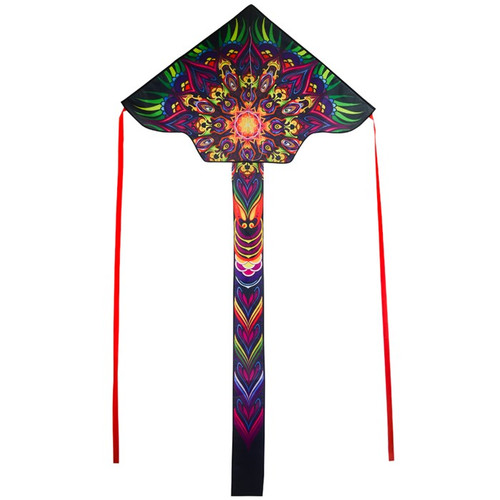 "Fly-Hi - 45"" Mandala Kite"