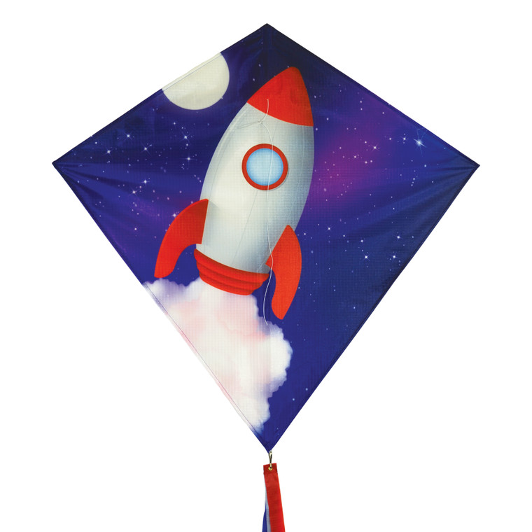"Diamond - 30"" Rocket Kite"