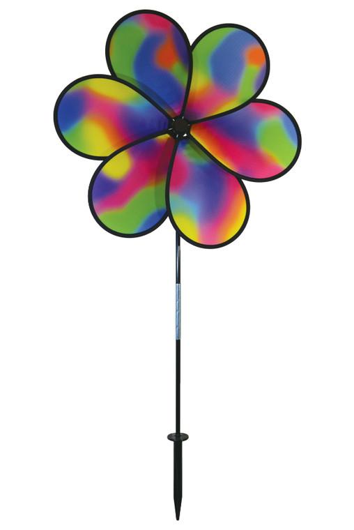 """Flower Spinner - 19"""" Jewel"""