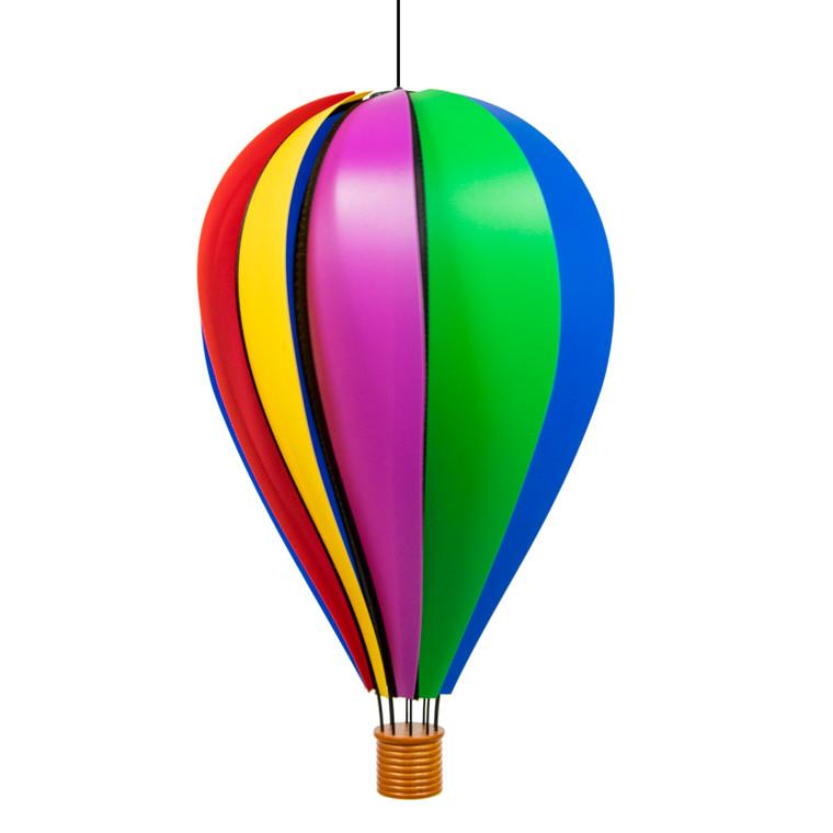 Wind Fairys Rainbow Hot Air Balloon