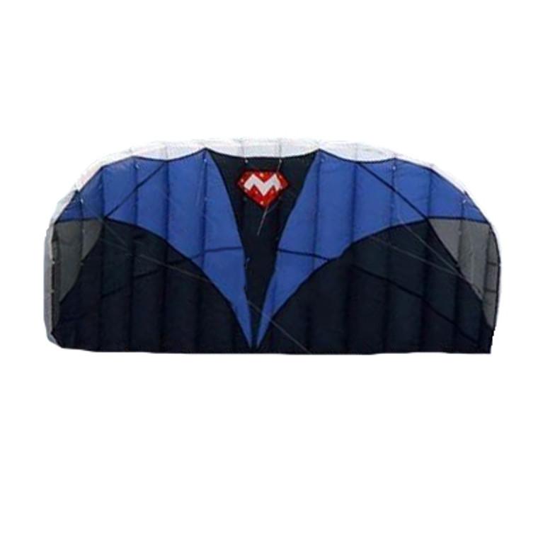 Blue 1.5 Mighty Bug Stunt Kite