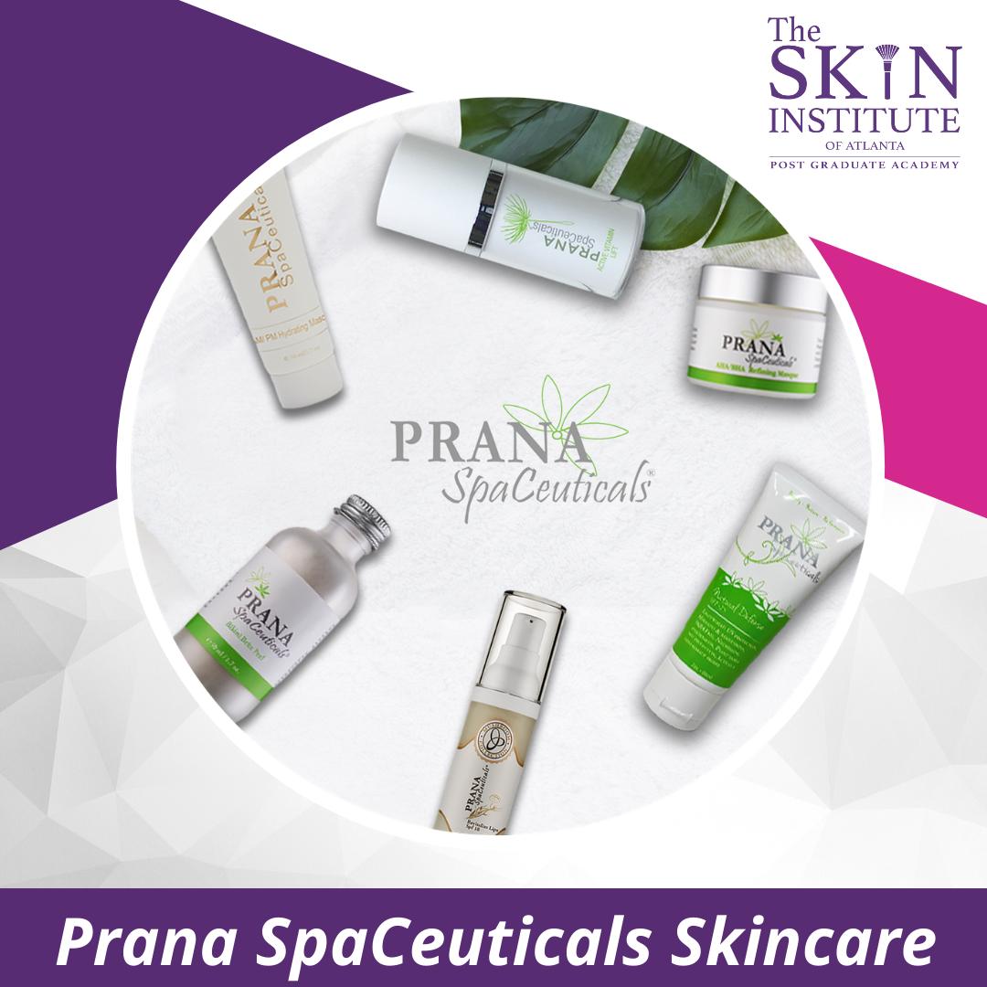 Introduction to Prana SpaCeuticals Skincare