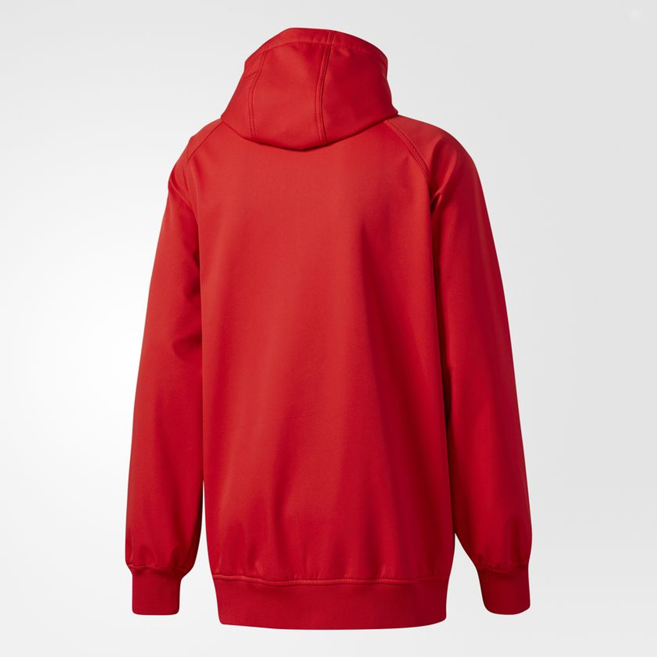 sale retailer 0442b a6139 Adidas Greeley Softshell Jacket Mens Red White   Boardparadise.com