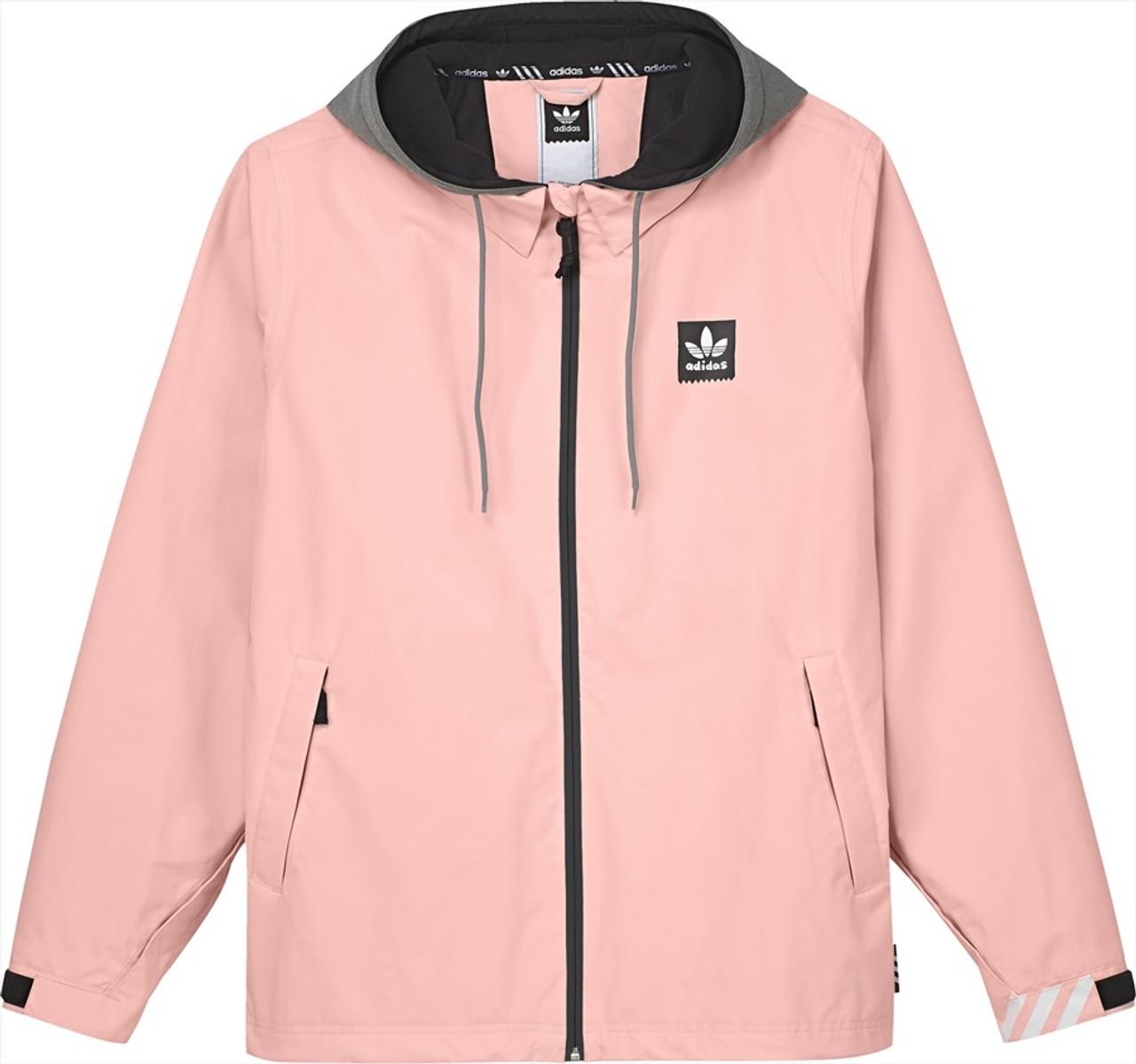 Adidas Civilian Snow Jackets Mens Gonz Coral Pink Boardparadise Com