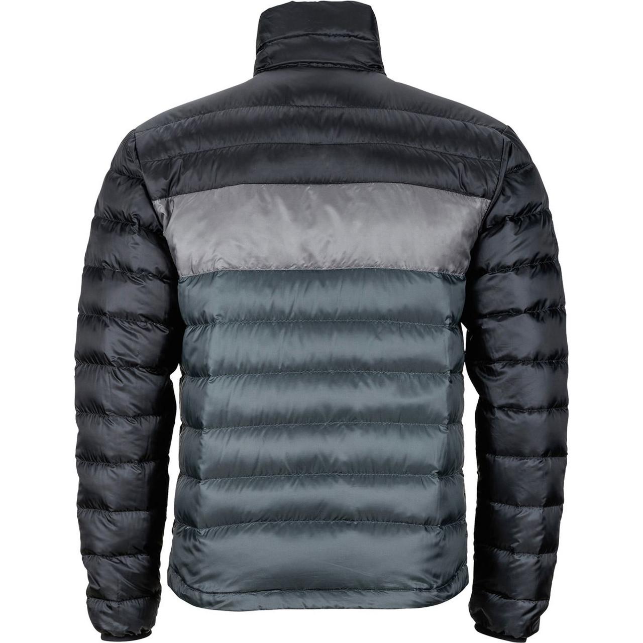 69ab7518b8748 Marmot Ares Jacket Mens Grey Black | Boardparadise.com