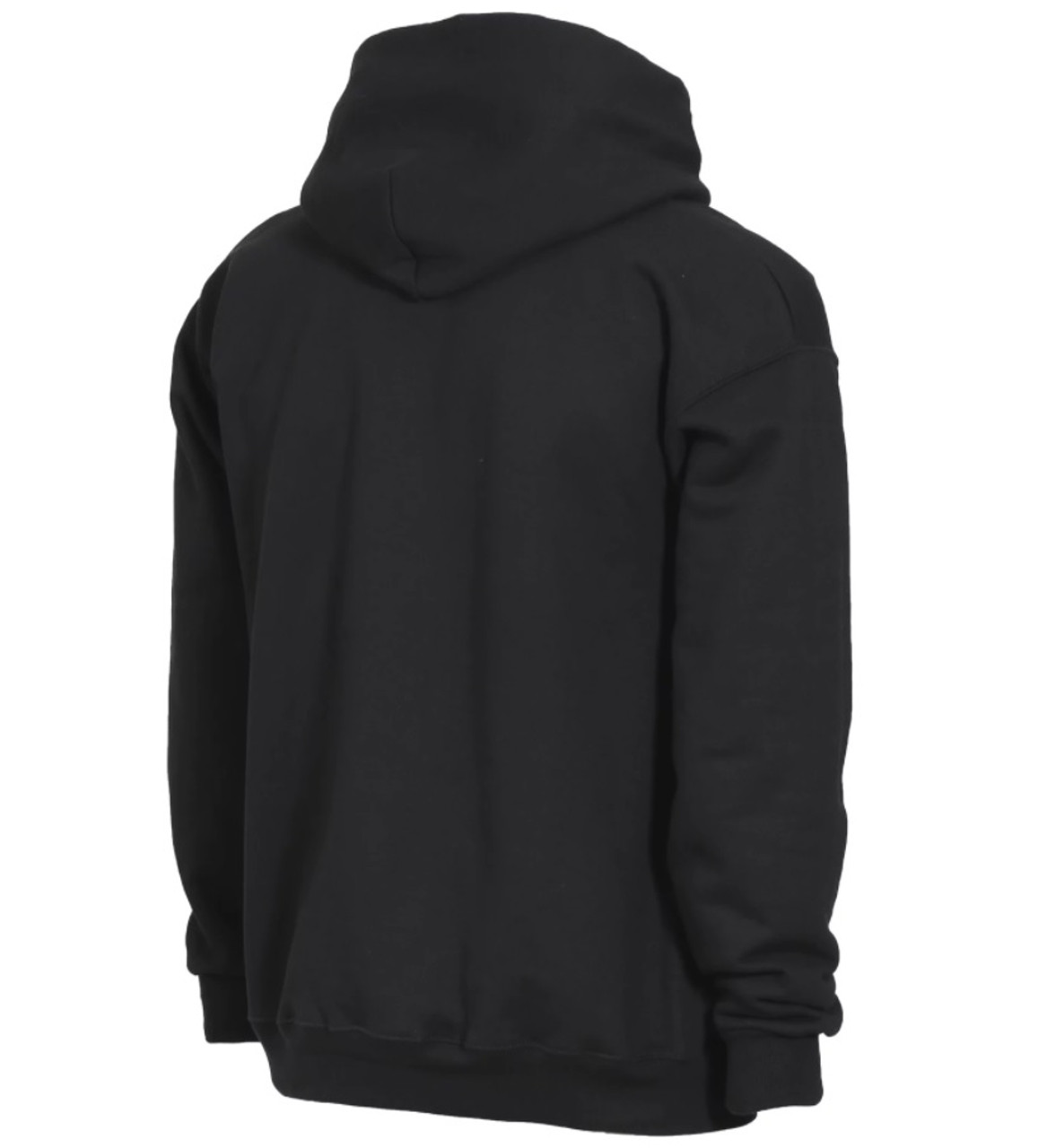 824681836584 Thrasher Richter Hoodie Black Orange