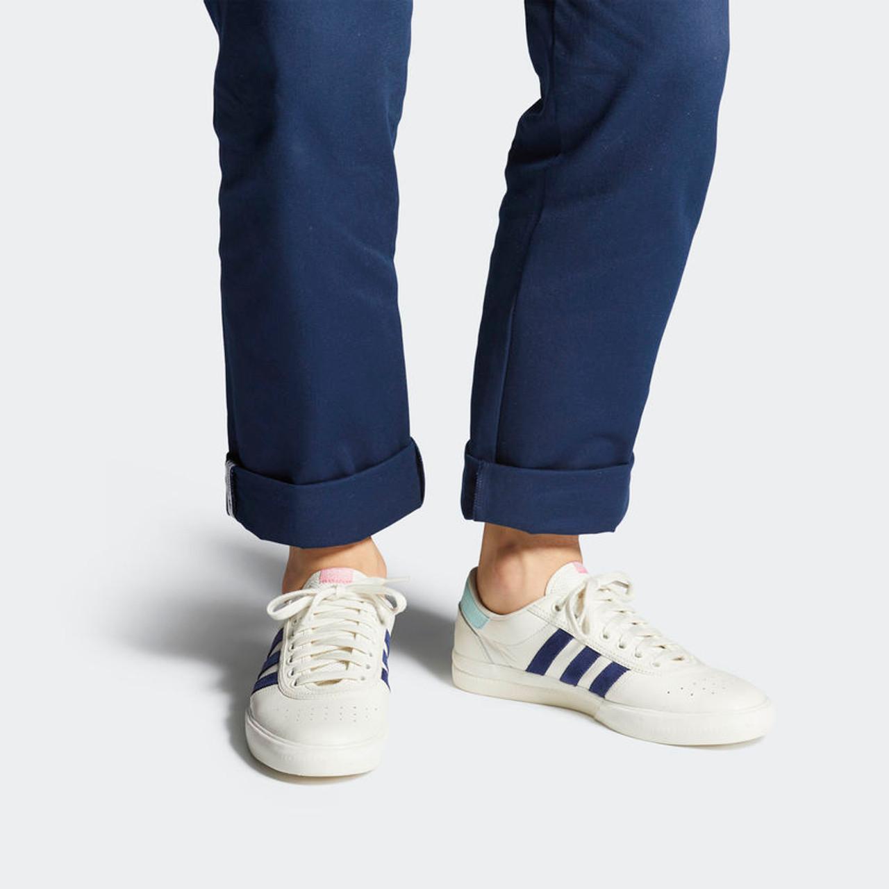 Adidas x Helas Lucas Premier Shoes Off White