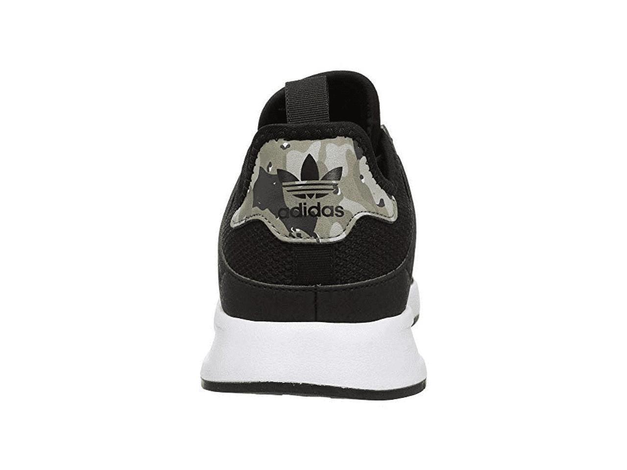 Adidas X PLR Shoes Black White Camo